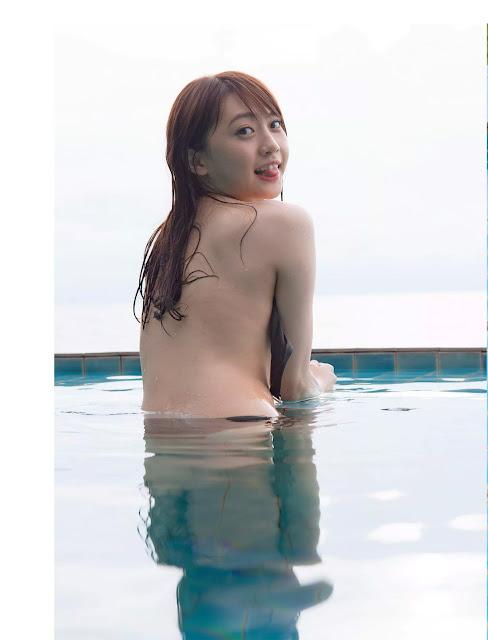 Kizaki Yuria 木﨑ゆりあ FLASH September 2017 Images