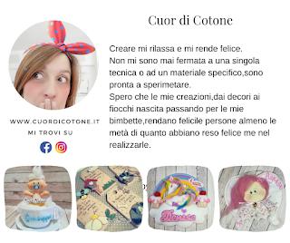 Biografia di Cuor di cotone  - Maria Cristina Di Silvestro