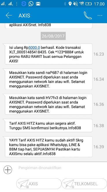 paket internet axis hitz murah terbaru