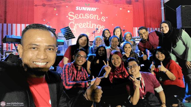 Sunway Serene, Sunway Year-End Media Appreciation Night 2017, Sunway Group,