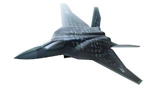 Konsep Jet Tempur FX Jepang