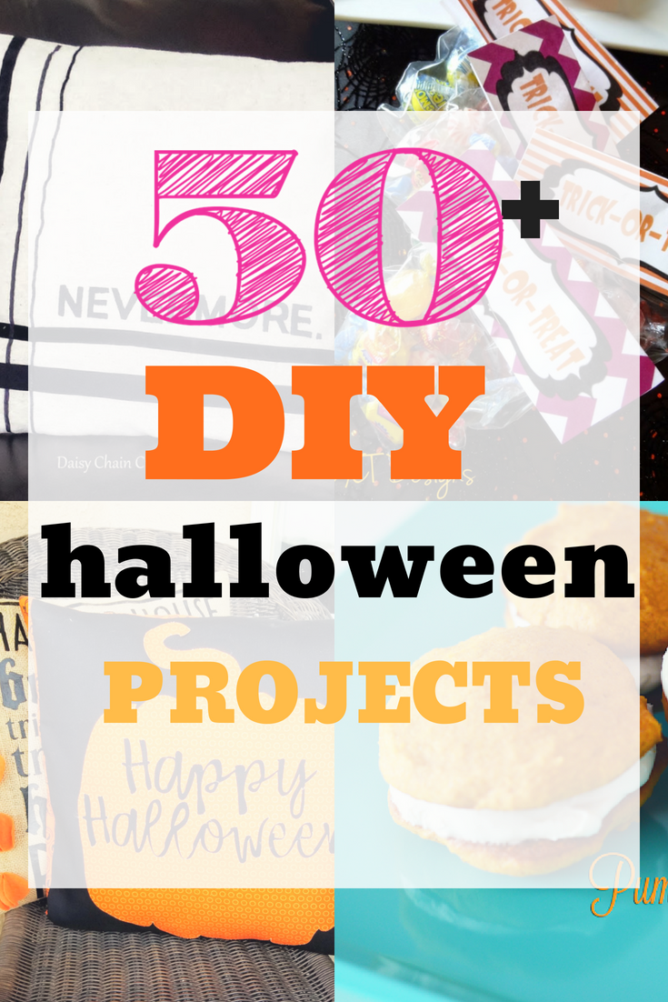 50 Diy Halloween Projects And Ideas Gyct Designs