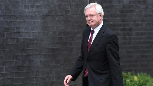Britain not prepared to pay £40 billion to European Union: UK Brexit Minister David Davis