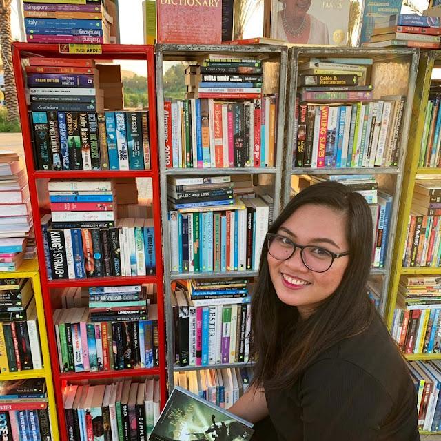 Book lover in Dubai!