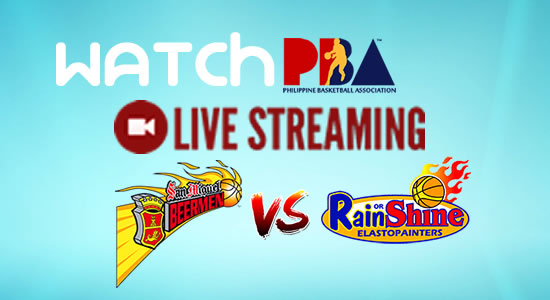 Livestream List: SMB vs ROS game live streaming February 28, 2018 PBA Philippine Cup