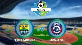 Jadwal Kick-off Persib vs Arema FC Berubah, Gomez Tak Masalah