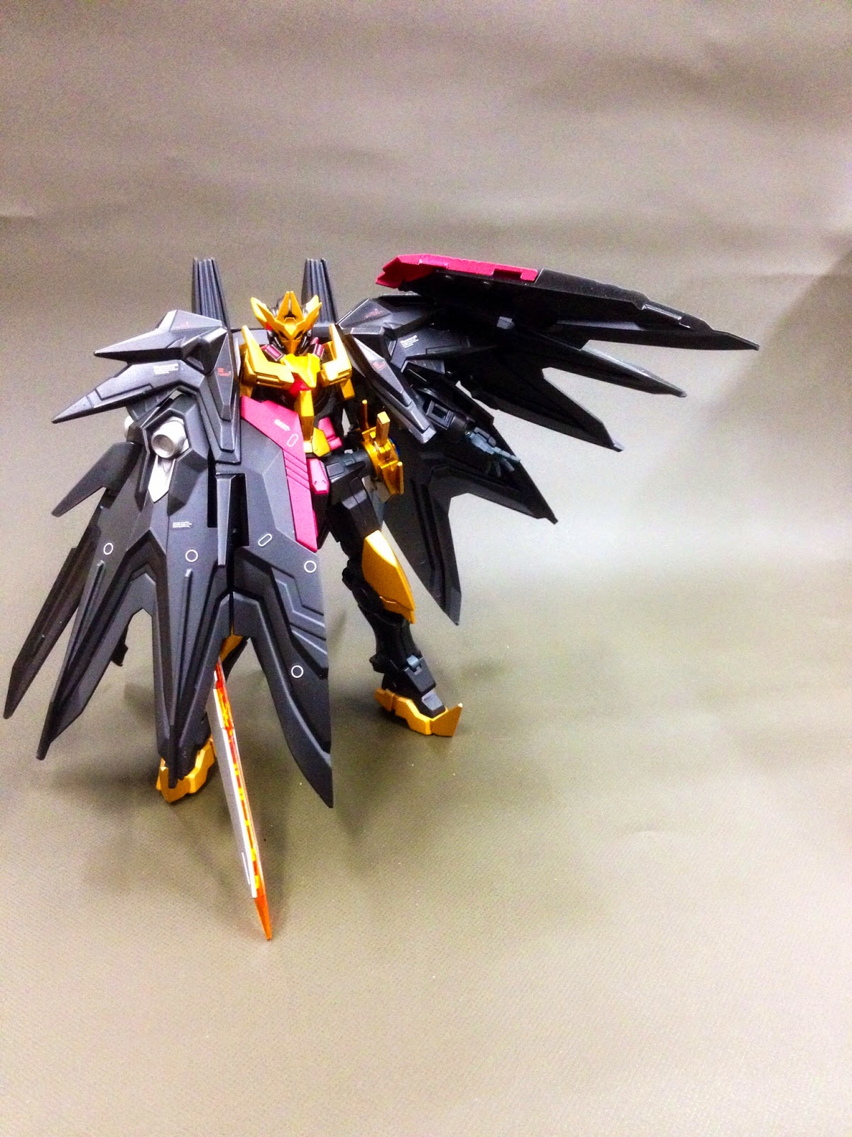 gundam exia dark matter custom - photo #16