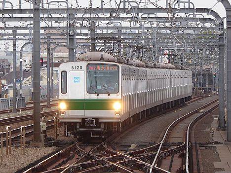 小田急電鉄 急行 唐木田行き1 東京メトロ6000系