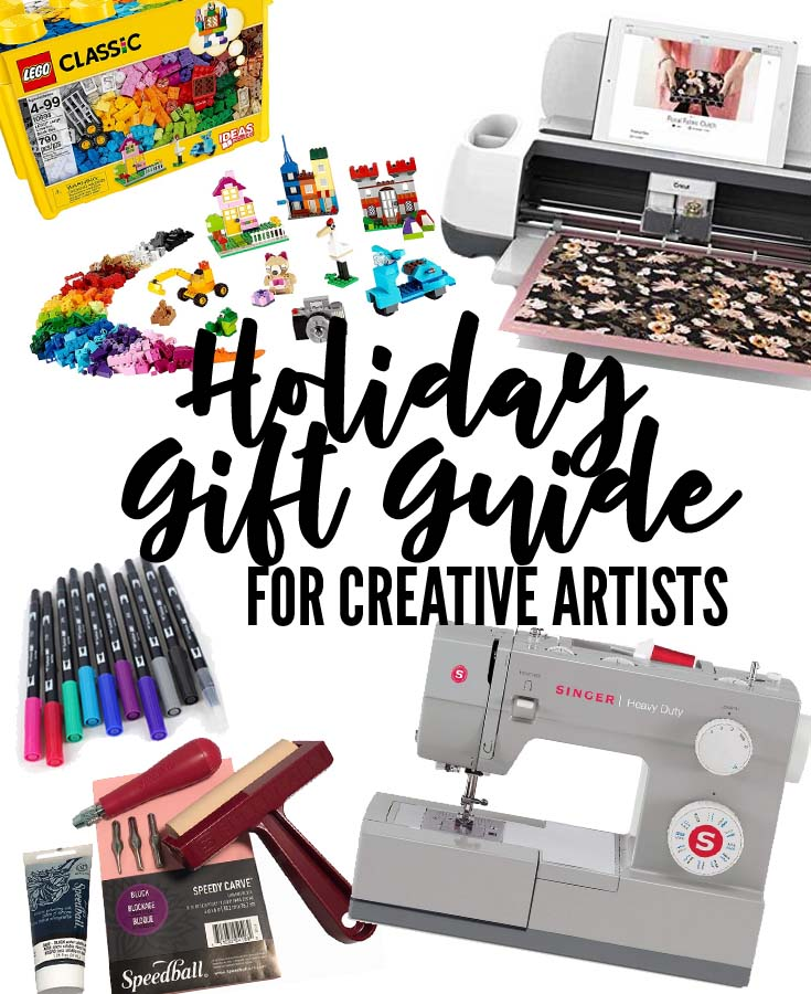 10 awesome things a creative crafter would want for Christmas in this fun post