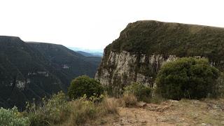 Trilha do Mirante: Leva ao Ponto Mais Alto do Cânion Fortaleza, em Cambará do Sul