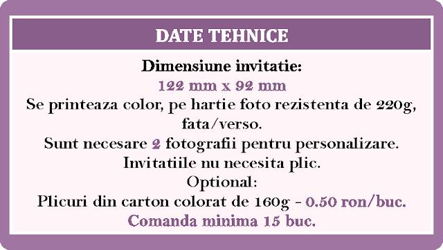 Invitatii Nunta Poveste de Nunta 4