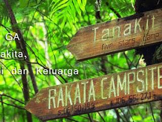 3rd Giveaway: Tanakita - Hobi dan Keluarga