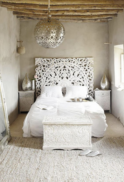 Fresh Boho Chic Home Decor Inspiration Clean White Bohemian Bedrooms