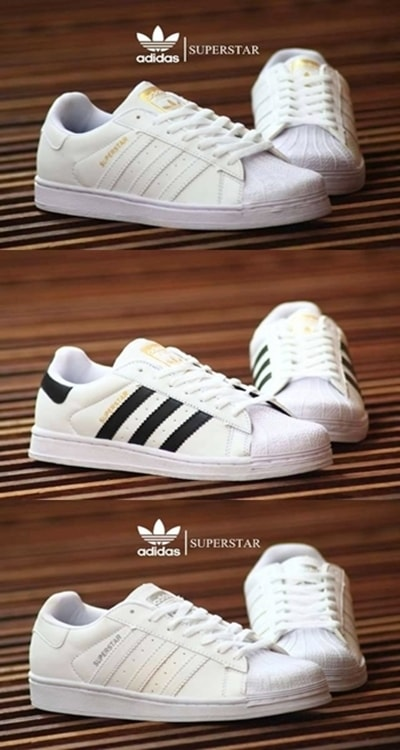 Jual sepatu adidas superstar