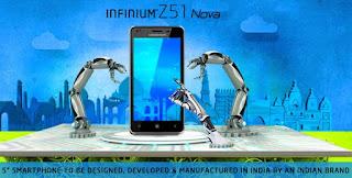infinium z51 nova