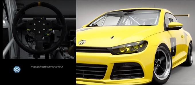Volkswagen Scirocco Gr.4 review