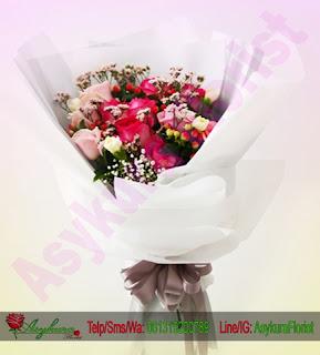 bunga tangkai