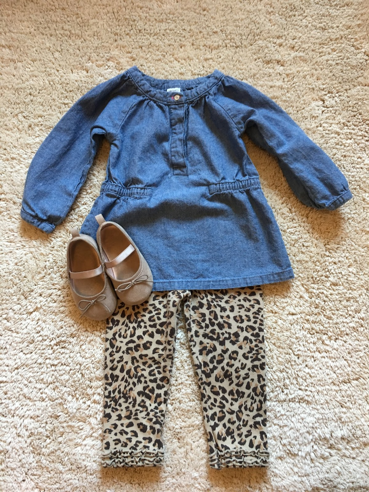Fall Capsule Wardrobe 2017 | Toddler Edition