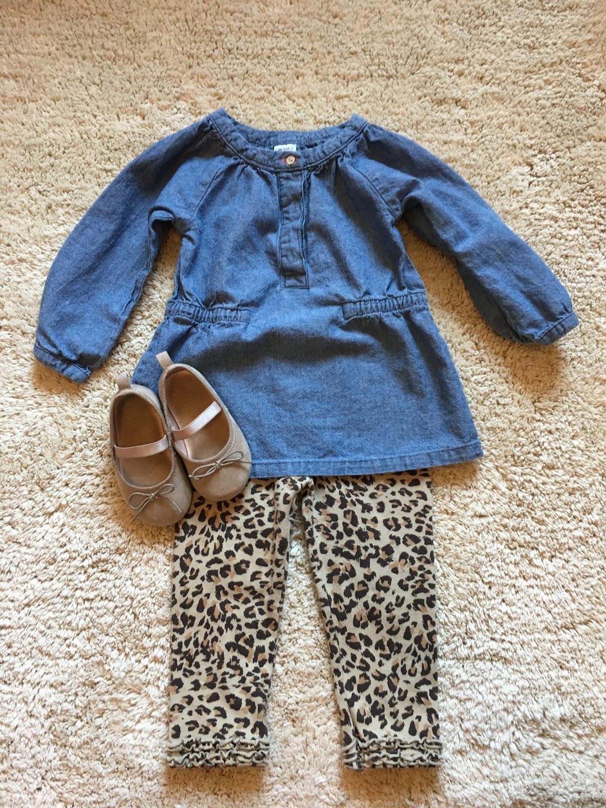 Fall Capsule Wardrobe 2017 | Toddler Edition