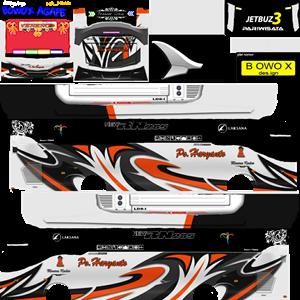 Livery Bussid Po Haryanto XHD SR2