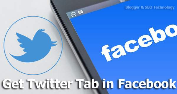 how to add twitter tab in facebook fan page