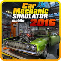 Download Car Mechanic Simulator 2016 V1.0 Mod Apk