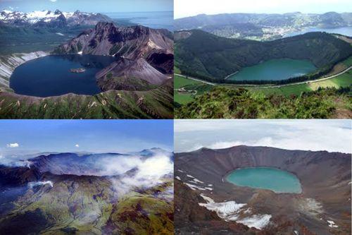 Kaldera Adalah Kawah Vulkanik, Ini Pengertian Lengkapnya