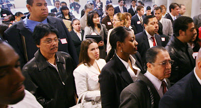 Minority Job Seekers