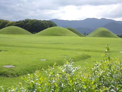 tumulos Gyeongyu