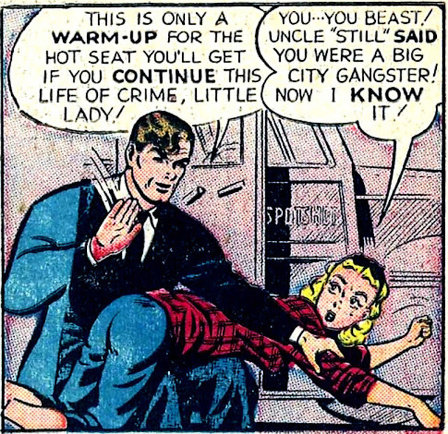 When Women Being Spanked By Super-Heroes In The Early -2829