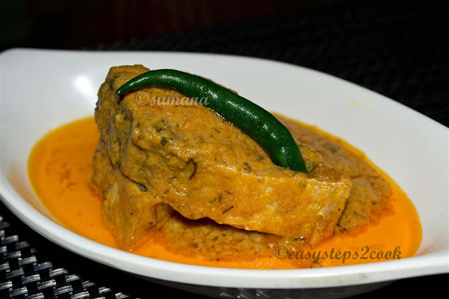 hilsa recipe in continental style