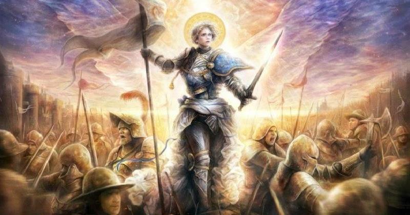 Umbanda UTHiS!: A História de Santa Joana d'Arc