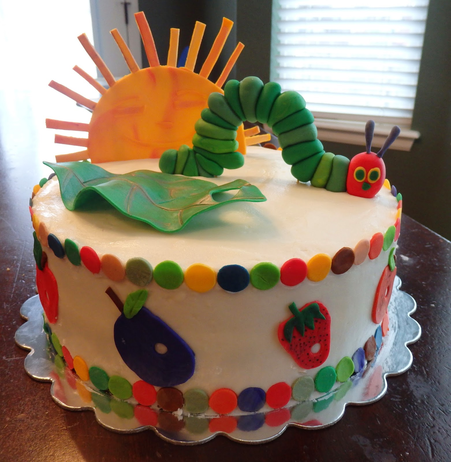 Cakes By D Preschool Graduation Hungry Caterpillar Theme