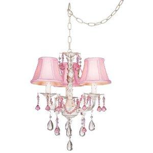 pink chandelier for girls room pink chandelier for girls room. Black Bedroom Furniture Sets. Home Design Ideas