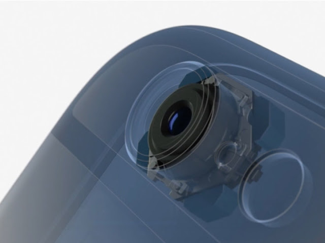 Apple will improve the quality of shooting iPhone 6s due to the 12-megapixel Sony RGBW sensor