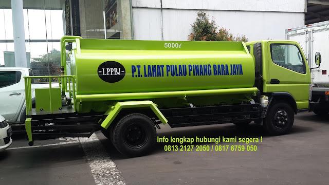 kredit dp murah mobil tangki air colt diesel 2019