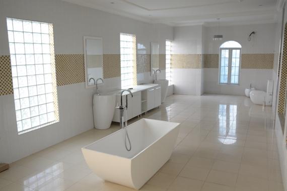 See inside my new luxury Banana Island, Ikoyi home..:-) (photos)