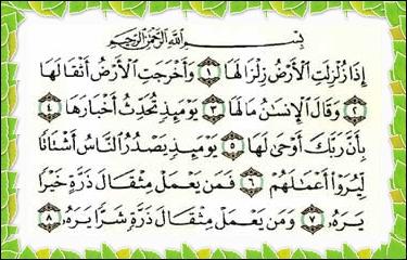 15 Surat Pendek Al Quran
