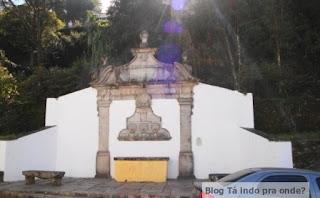 perto da Matriz Nossa Senhora do Pilar