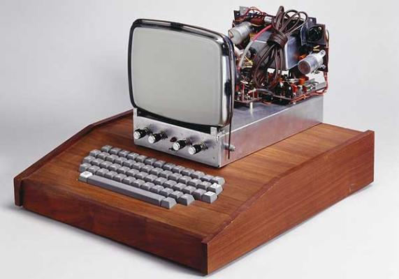 Apple Biggest fan: First product of Apple:- Apple I