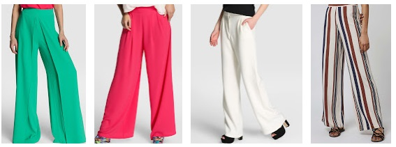 How to style flared pants in different occasions
