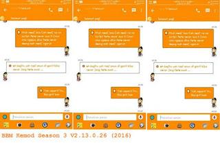 BBM MOD Kemod Season 3 V2.13.0.26 Apk