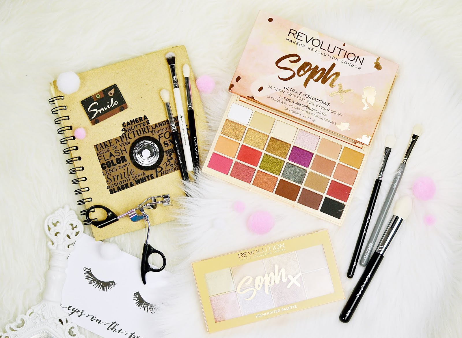 soph x makeup revolution