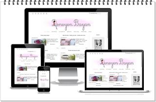 Blogger Tasarım-Deneyen Bayan