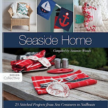 Featuring my Beach Hut Cushion Project!
