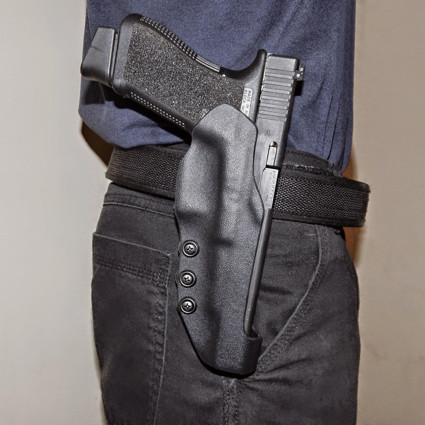 Dara Holsters: New Race Holster from Dara Holsters