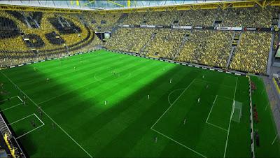PES 2013 Vicen Patch Stadium