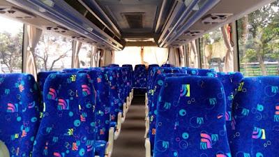 Sewa Bus Pariwisata Bandung Murah Terbaru