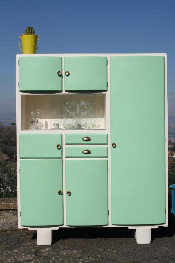 Vintage recuperiamo i mobili di modernariato shabby co for Mobili anni 60