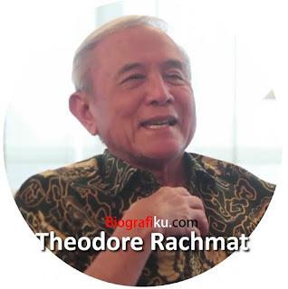 BIografi dan Profil Theodore Rachmat - Kisah Pengusaha Sukses Indonesia